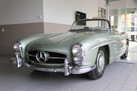 1957 mercedes 300sl roadster 1957 mercedes 300sl roadster silver arrow cars ltd