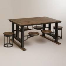 Dining Table Style Industrial Style Dining Table Foter