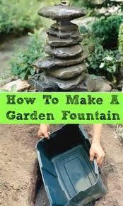 best 25 homemade water fountains ideas on pinterest outdoor