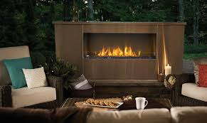 Landscape Fire Features And Fireplace Image Gallery Napoleon Galaxy Outdoor Gas Fireplace Gss48