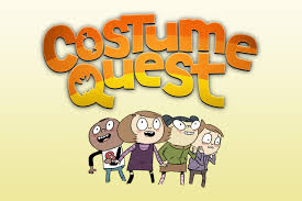 costume quest animated series coming from amazon usgamer