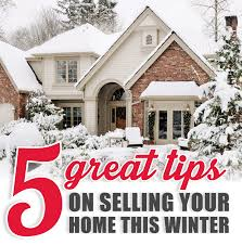 five tips for selling a home in winter shorewest latest news
