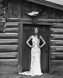 Wedding Dress Gallery The Best Outdoor Wedding Dresses Martha Stewart Weddings