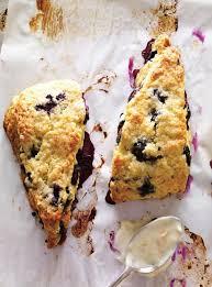 ricardo cuisine francais blueberry scones ricardo