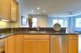 Tri Level Home Kitchen Design by Richmond Marina Beautiful Tri Level Condo Kerri Naslund