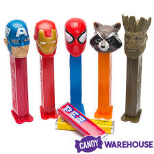 where to buy pez candy marvel 2018 pez candy packs 12 display candywarehouse