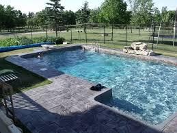 Best Pool Ideas Images On Pinterest Backyard Ideas Small - Backyard lap pool designs