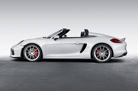 porsche boxster 2015 black porsche boxster spyder 2015 revealed meet the al fresco cayman