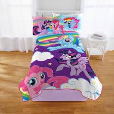 My Little Pony Duvet Cover Hasbro My Little Pony Kids Blanket Multicolored