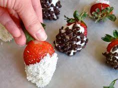 White Chocolate Dipped Strawberries Recipe White Chocolate Covered Strawberries Recipe With Coconut Recipe