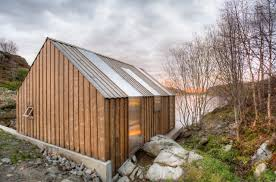 Boat House Boathouse Tyin Tegnestue Archdaily