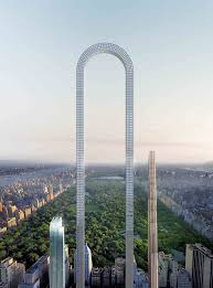the big bend u0027the world u0027s longest skyscraper u0027 proposed for