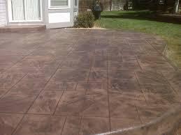 stamped concrete backyard designs u2013 izvipi com