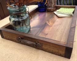 ottoman trays home decor ottoman tray tv tray remote tray living room home decor hand mades