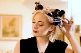 how to put rollersin extra short hair 10 reasons why i ve been using hot rollers for over 10 years