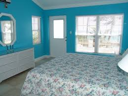 cool drizzle blue sherwin williams contemporary master bedroom
