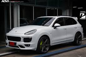 porsche cayenne black wheels b white porsche cayenne b adv6 m v2 sl wheels polished