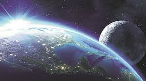 how earth got its moon 2 ideas compete the indian express