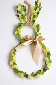 Easter Decorations Ie by 30 Diy Easter Wreaths Ideas For Easter Door Decorations To Make