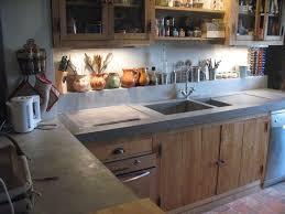 cuisine en beton résultat de recherche d images pour deco cuisine beton acier bois