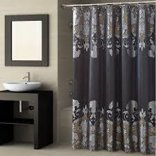 White Shower Curtains Fabric Coffee Tables Modern White Shower Curtain High End Fabric Shower