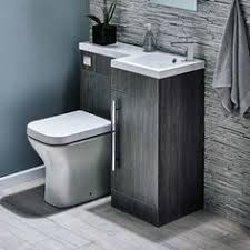 harbour icon 900mm spacesaving combination bathroom toilet u0026 sink