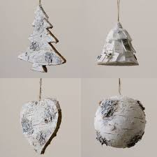 hanging birch tree decorations harrod horticultural