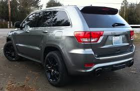 chrome jeep cherokee wk2 rear jeep chrome delete mineral gray page 10 cherokee