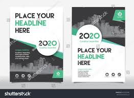 Green Color Scheme by Green Color Scheme City Background Business Stock Vector 447502585