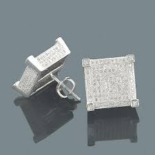 real diamond earrings real diamond earrings 14k diamond stud earrings 1 39