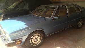 classic maserati for sale 1980 maserati quattroporte for sale near los angeles california