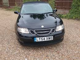 2004 saab 9 3 vector convertible 2 0 petrol in milford surrey