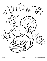 coloring pages of autumn autumn colouring sheets autumn colouring page funycoloring cowboys