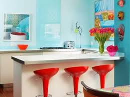 kitchen colors 47 colorful for small kitchens home decorating