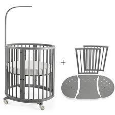Stokke Mini Crib Stokke Sleepi Mini Crib With Sleepi Bed Extensions Converter
