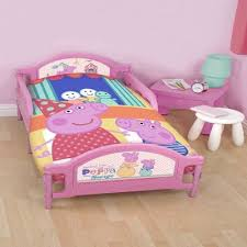 Peppa Pig Bed Set by Peppa Pig 4 Piece Toddler Bedding Set Bedding Queen