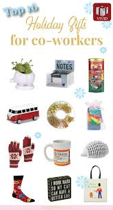 Holiday Gifts For Coworkers 16 Best Holiday Gifts For Coworkers Of 2017 Vivid U0027s