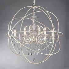 warehouse of tiffany saturns ring rl6806b chandelier hayneedle
