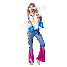 Halloween Hippie Costumes Hippie Groovy Costume Spirithalloween