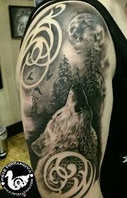 wolf tattoo 178 img pic tatuaje