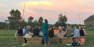 farm to table dinner september 10 dinner at the farm grow food northton