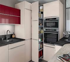 cuisine dans petit espace petites cuisines mobalpa
