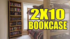 easy u0026 huge 2 10 stopped dado bookcases jays custom creations