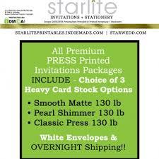 unique baby shower invitations starlite printables unique