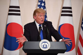 Seoul Flag Trump Picks Korea Expert As Ambassador To Seoul Wsj