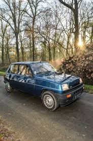 renault 5 this is the first turbocharged french hatch the renault 5