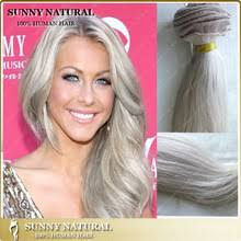 grey hair extensions top 10 popular grey silver hair extensions on aliexpress black