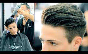 quiff hairstyle youtube color