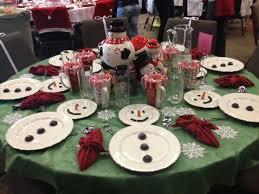 simple christmas table settings holiday table settings