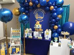 basketball party table decorations nba warriors basketball party basketball party and nba